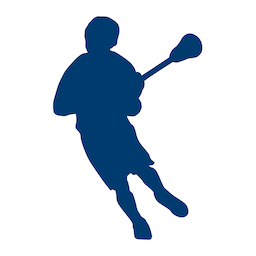 Men's lacrosse stats app icon